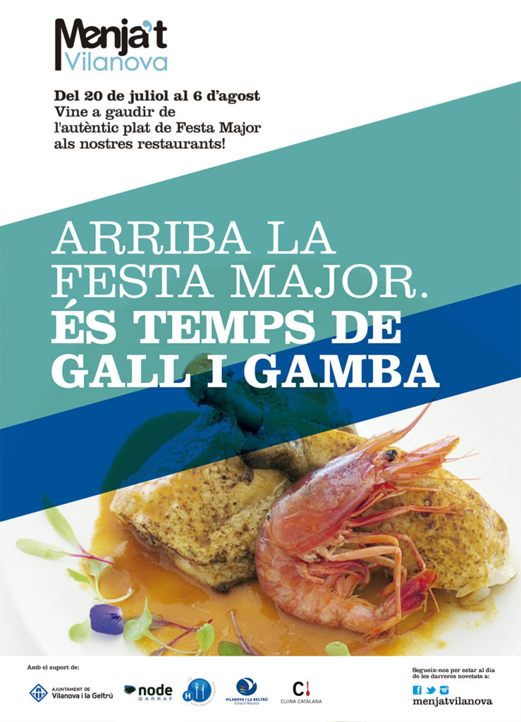 AF Cartell A3 Gall Gamba 2017.indd